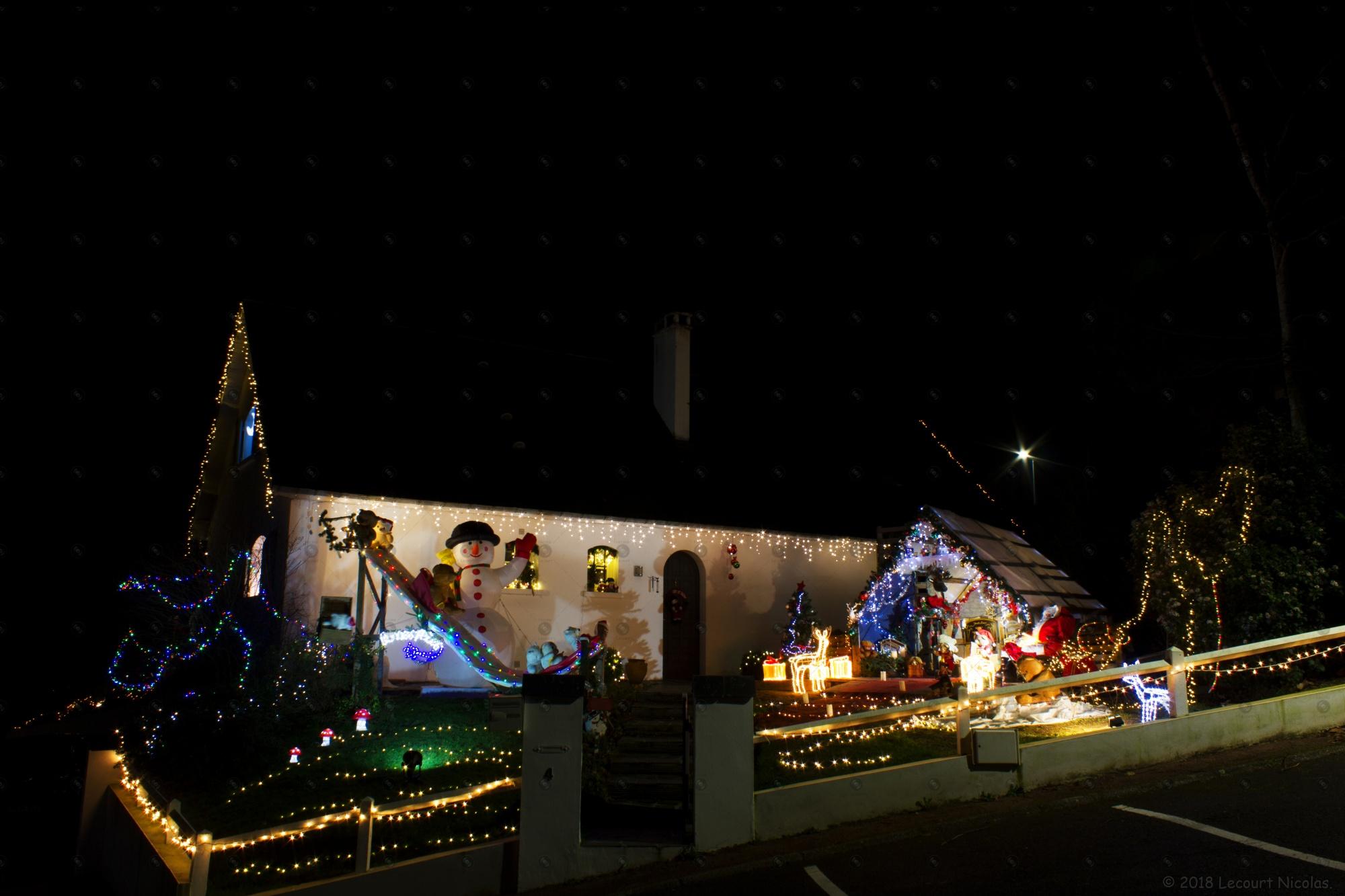 Dernière Photo de Noël « Maison de Noël»