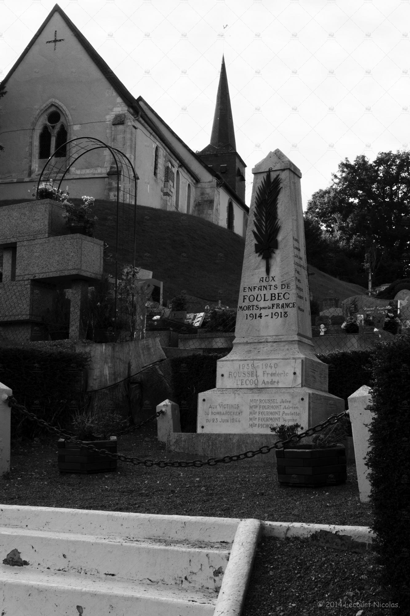 Nouveau Portfolio Mémorial (Commémoration du 8 mai)