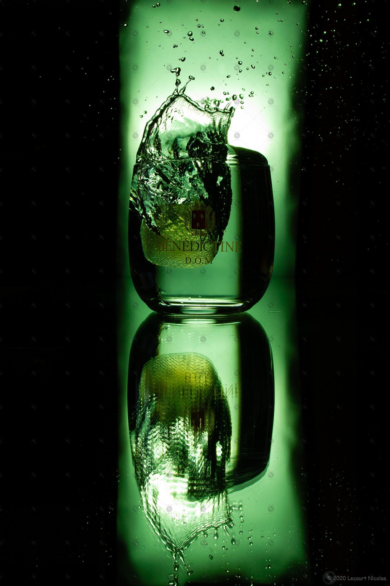 Série de Photo n°3 «Cocktail Multicolor» 2° PHOTO – Album de Décoration – Série Photographique