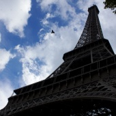 La Grande Dame (sans correction objectif) - Tour Eiffel - Paris - France