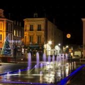 Place de Noël - Fêtes de fin d'année
