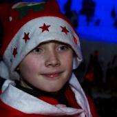Portrait d'un lutin - Portrait de Noël