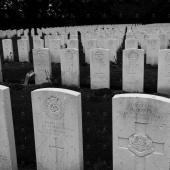 Sacrifice N&B - Commémoration 8 mai - Hommage